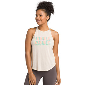 Prana Graphic You Top sin Mangas Mujer, stone inhale
